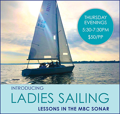 Thursday Night Ladies Sailing